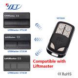 Sin embargo019 Control remoto inalámbrico con función de copia de cara a cara y compatible con Liftmaster