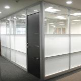 フォーシャンの防音の緩和されたガラスのオフィスの区分の引き戸