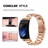 De nieuwe Modieuze Riem van de Band van het Horloge van het Roestvrij staal van de Armband voor Pasvorm 2 van Samsung