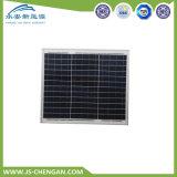 poly panneau solaire 30W photovoltaïque pour le chargeur de pouvoir