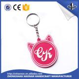 工場販売PVC Keychainはとのロゴをカスタム設計する