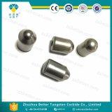 Botones del carburo de tungsteno del grado de Yg8c