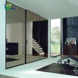 4mm chinesisches großes silbernes Spiegel-Blatt für Wand-Dekoration