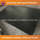 Хром карбида вольфрама Hardfaced износной пластины