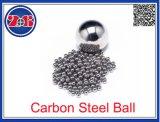 Sfere d'acciaio non indurite a basso tenore di carbonio di AISI 1010 o 1015 con il formato del rivestimento del nichel 1/16 di pollice 1.588mm