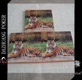 호랑이 동물성 게임 카드