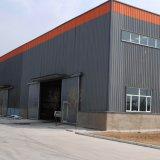 Magazzino galvanizzato caldo prefabbricato delle strutture d'acciaio