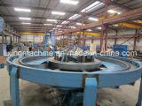 Linea di produzione saldata ad alta frequenza del laminatoio del tubo d'acciaio