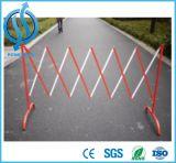 Barrière se pliante de grille de barrière extensible simple de circulation à vendre