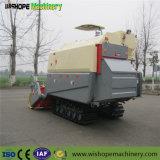 500mm cosechadora con orugas de goma tanque manual