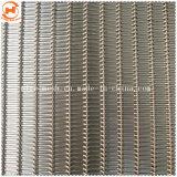 装飾的な正面のステンレス鋼の金網