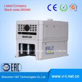 Características salientes excelentes ahorros de energía 11 trifásicos del control de vector de V6-H VFD a 15kw - HD