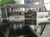 Macchina di riciclaggio di plastica per la pellicola residua di PE/PP con la tagliatella del filo