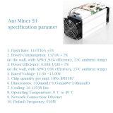 Ant Miner S9 14t/13,5t Bitmain Miner em stock a computação poderosa S9 para Bitmain
