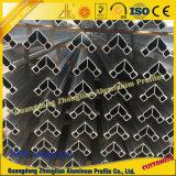 Perfiles de aluminio/de aluminio de la protuberancia para el perfil de las tiendas de las tiendas