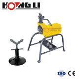 Tuyau métallique avec de la machine de rainurage Prix négociables Groover hydraulique (YG6C-A)
