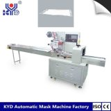 Aleación de aluminio plateado completamente automática tipo almohada de maquinaria de embalaje