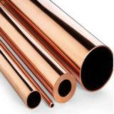 Tubo de latón sin problemas de alimentación/tubo de cobre