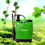 20L de landbouwSpuitbus van de Hand van de Tank van de Hoge druk van de Knapzak Plastic