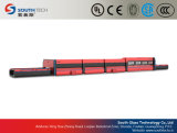 Southtechの二重加熱室の平らな強くされたガラス炉(TPG-2)