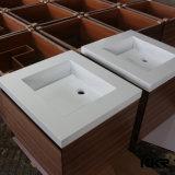 현대 목욕탕 가구 내각 세척 손 물동이