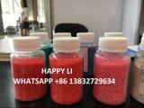 Salpicos vermelhos da enzima do anel do círculo para a lavanderia