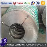 201 304 316 316l 2B Terminer la bobine de rouleau de froid en acier inoxydable