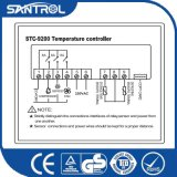 Marcação Rhos passou de microcomputador Digital-9200 STC do controlador de temperatura