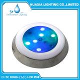 Luz de subaquático de piscina LED para natação