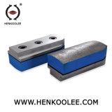 Мраморные абразивного инструмента алмазного шлифования поверхности полимера Fickert