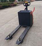 Тележка паллета управляя мотора AC польностью электрическая