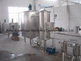 요구르트 음료와 주스 음료 생산 라인