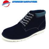 Zapatos ocasionales clásicos del cuero genuino para los hombres en invierno