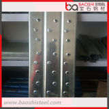 Paquet en acier de planche/en métal pour l'échafaudage