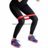 Pilates Crossfit estirar la cuerda de la banda de resistencia elástica Body building