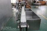 중국제 자동적인 계란 쟁반 접착성 스티커 레테르를 붙이는 기계