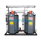 Caldera de gas natural de Pratical para la planta de tratamiento vegetal