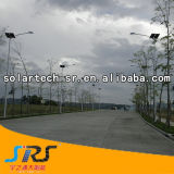 Luz de calle solar del LED con la fuente de luz 15W a 120W