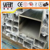 De Naadloze Vierkante Pijp van uitstekende kwaliteit van Roestvrij staal 201 202 304