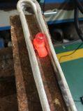 máquina de aquecimento de alta freqüência da indução 25kw para a junção de tubulação da soldadura