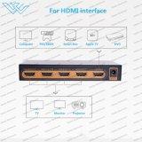 4K*2K@60Hz HDMI 2.0 Hdr HDMI Teiler 1X8 1X4 volles HD/3D
