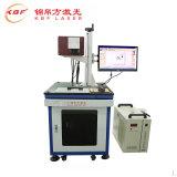 중국 공장 금속과 플라스틱을%s UV Laser 표하기 기계