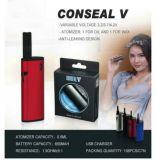 Mini kit del vapore della buona di disegno di Seego Conseal V di vetro di Cbd cartuccia dell'olio