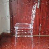 Muebles usados Yc-As76 del hotel Wedding la silla plástica transparente del policarbonato