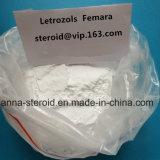 Fabrik-direktes Zubehör-Antioestrogen-Steroid 99% Femara
