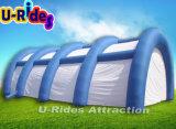 Aufblasbares nähendes Bunker-Zelt für Paintball Spiel