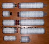 필터 카트리지 제조 광저우 중국이 1 5um에 의하여 PP 주름을 잡았다
