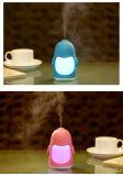 귀여운 펭귄 모양 차 홈 사무실을%s 휴대용 초음파 정유 유포자