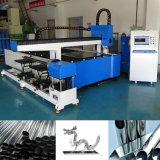 Máquina de estaca do laser da fibra de Hans GS 1500W com boas rigidez e estabilidade