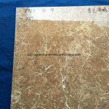 Azulejo de suelo de mármol esmaltado Polished lleno interior del material de construcción de China